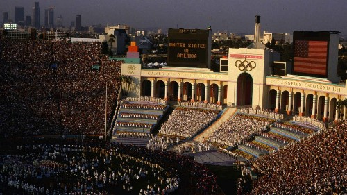 2024 Olympics in L.A. would pay their own way, mayor believes - Los Angeles Times