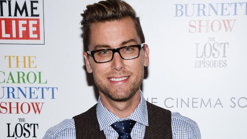 Lance Bass was 'inappropriately' touched during his 'NSync days, he says - Los Angeles Times