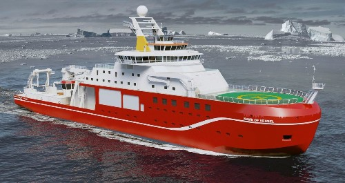 Boaty McBoatface won't be the name of Britain's polar research vessel