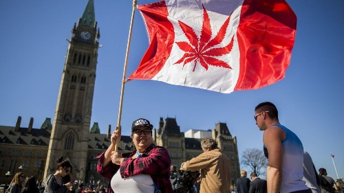 Canada is about to legalize marijuana. How did that happen? Justin Trudeau, for starters - Los Angeles Times