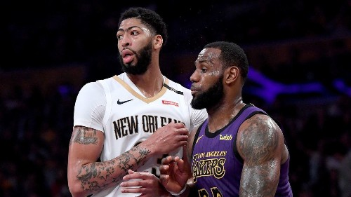 Lakers are winners in Anthony Davis trade no matter what happens