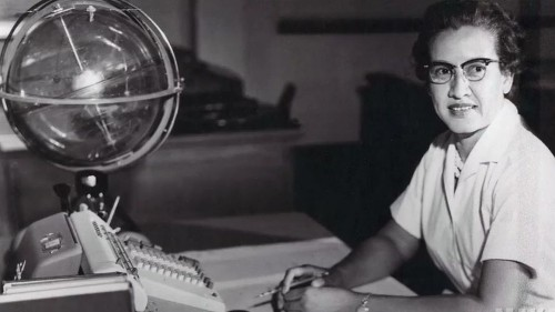 Meet the 'Hidden Figures' mathematician who helped send Americans into space