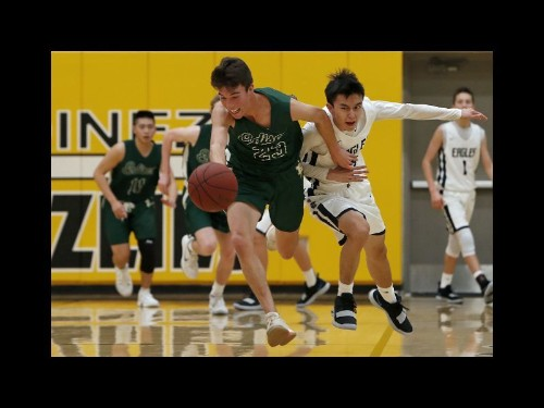 Luke Serven steps up as Edison boys' basketball rolls into Grizzly Invitational quarterfinals