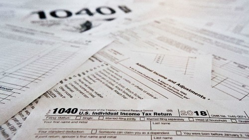 To take the pain out of filing your taxes, remember the payoff