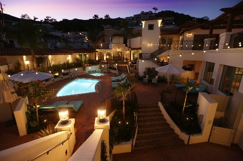 Hop a helicopter to your next spa day? On Catalina Island, absolutely - Los Angeles Times
