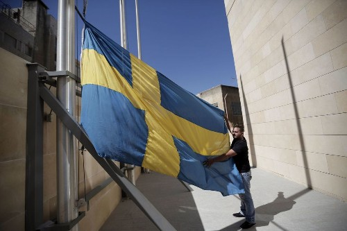 Israel alarmed at Sweden's plan to recognize Palestinian state