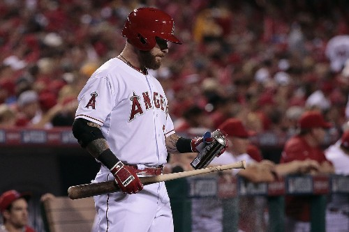 Josh Hamilton meets with MLB officials about a disciplinary issue