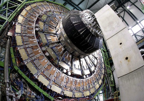 Giant atom smasher restarted after 2-year shutdown, upgrade