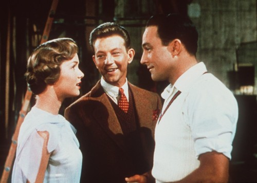 Classic Hollywood: Remembering Gene Kelly -- what a glorious feeling