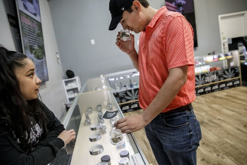 One year of legal pot sales and California doesn't have the bustling industry it expected. Here's why
