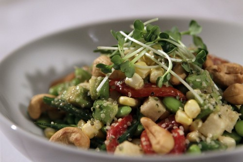 Easy dinner recipes: Three cool salad ideas in 40 minutes or less