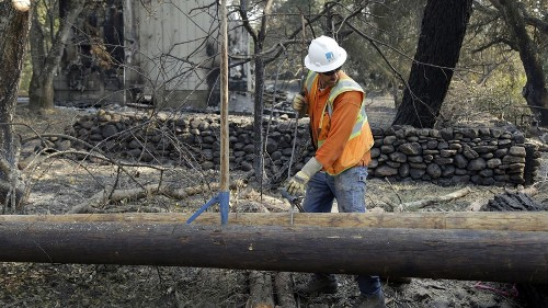 PG&E could face financial trouble if utility is found responsible for California's worst wildfire - Los Angeles Times