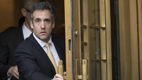 Search warrants provide an inside look at the investigation into Michael Cohen