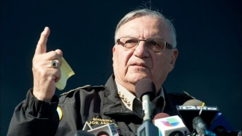 On the heels of electoral defeat, Sheriff Joe Arpaio attempts to revive debate over Obama's birth certificate