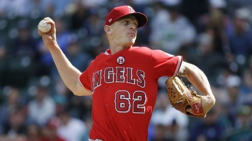 MLB: Parker Bridwell claimed by the Yankees - Los Angeles Times