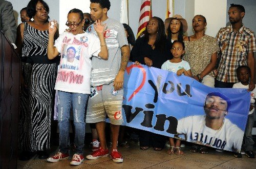 3 to stand trial in South L.A. killing of 19-year-old over his red shoes - Los Angeles Times