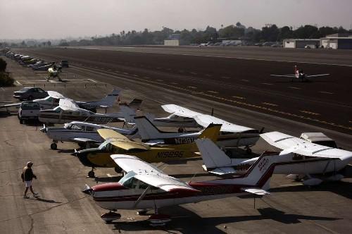 Santa Monica versus the FAA over airport