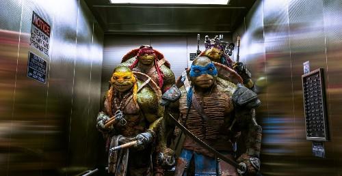 Box office: 'Teenage Mutant Ninja Turtles' powers to $65 million