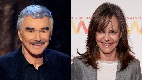 Burt Reynolds still has regrets about 'love of my life' Sally Field (but she has no comment) - Los Angeles Times