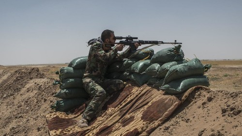 Canadian sniper kills an Islamic State fighter from more than 2 miles away, a record shot
