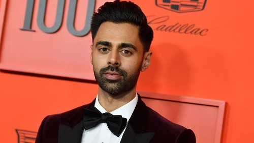 Hasan Minhaj calls out Jared Kushner at Time 100 gala over link to Saudi prince