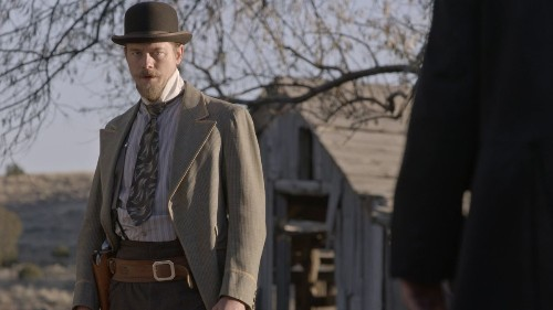 Review: Western 'Big Kill' caught between spoof and tribute