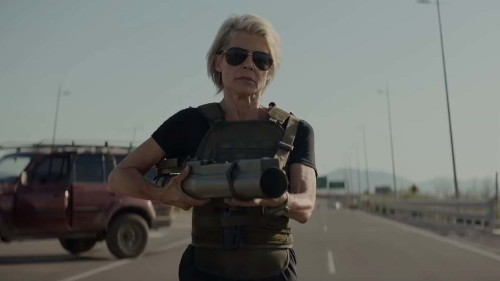 'Terminator: Dark Fate' trailer: Linda Hamilton is back and badass