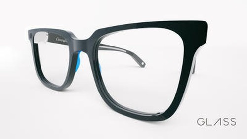 Google Glass re-imagined as fashionable pair of frames