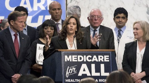 Democrats aren't embracing socialism. They're trying to improve healthcare and stop climate change