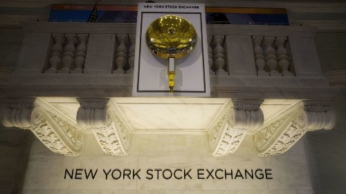Stocks end mostly lower, weighed down by struggles at 3M