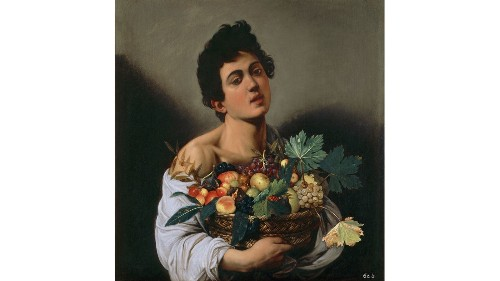 Why 'Boy With a Basket of Fruit' is much more than a boy with a basket of fruit