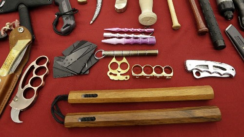 New York's nunchucks ban is unconstitutional, federal court rules - Los Angeles Times