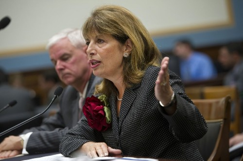 Congresswoman aims to crack down on campuses' sex assault 'epidemic'