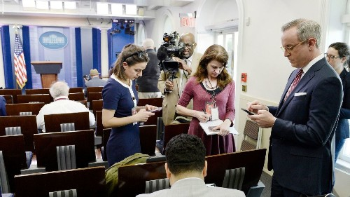 Whose news is fake? Here's the latest in Trump's war with the press