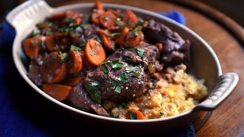 Daube, the classic Provençal stew, is old-school comfort food