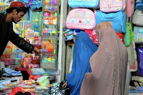 U.S. failed to track spending on aid for Afghan women, auditor finds - Los Angeles Times