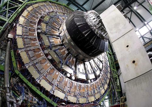 Giant atom smasher restarted after 2-year shutdown, upgrade