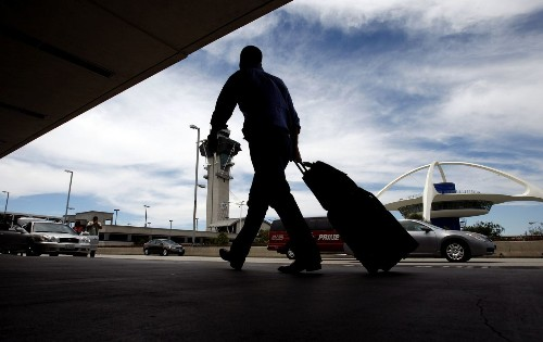 Why rolling luggage is cool for travelers but a pain for airlines