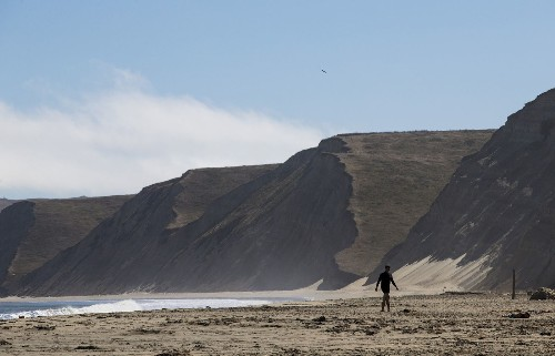 Want to hike Point Reyes? Try this four-day backpacking trip - Los Angeles Times