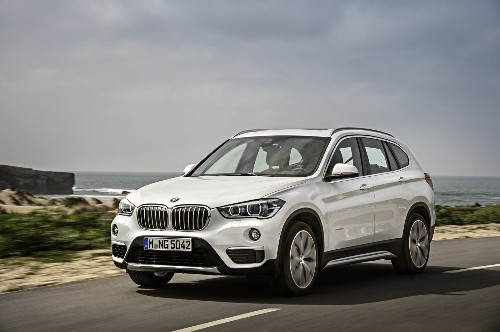 Review: The BMW X1 is a happy throwback - Los Angeles Times