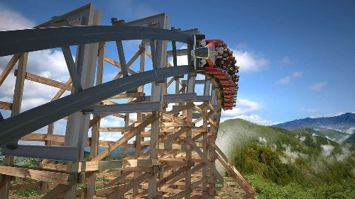Top 16 for 2016: Best new rides coming to U.S. theme parks - Los Angeles Times