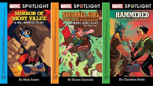 Marvel debuts stage plays with teenage Thor, Squirrel Girl and Ms. Marvel