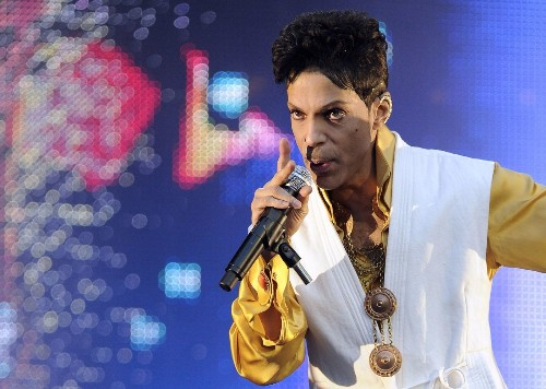 DNA test shows Colorado inmate is not Prince's son, source says