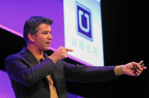 Now worth $40 billion, upstart Uber outraces other tech models - Los Angeles Times