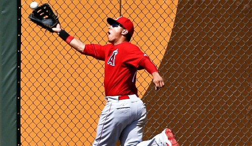 Angels set roster for opening day - Los Angeles Times