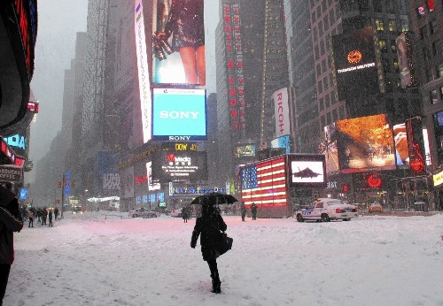 Economy was hit harder by severe winter than initially feared - Los Angeles Times