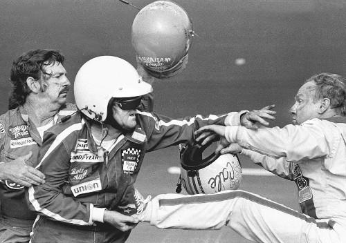 Cale Yarborough-Bobby Allison fight at 1979 Daytona 500 put NASCAR in national spotlight