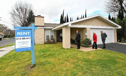 Investment firms curbing their home buying in California