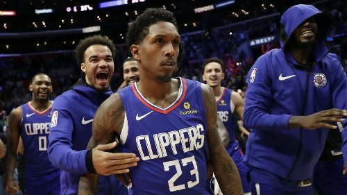 Clippers' Lou Williams wants you to know the truth about his buzzer-beaters