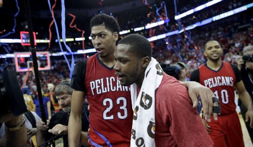 NBA playoffs: Pelicans beat the Spurs to clinch final spot in West